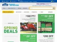 China Lowes Coupons August 2016 on sale