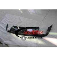 China A6 Rear Lip (09-11 Year) Upgrate to 2 Tail Pipes (Original Car) Exhaust S6 Type LB-551 on sale