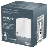 China 4TB WD My Book World Edition II Dual External Drive Network Storage WD40000H2NC-00 on sale