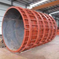 Quality Tunnel Circular Column Formworks for Building Construction for sale
