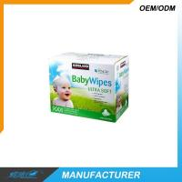 China 900 Pcs Big package Baby wipes on sale