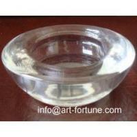 China small glass tealight candle holder on sale