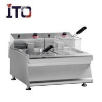 Buy cheap Catering Series Counter top electric fryer ITO-EF608 from wholesalers