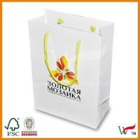 Best Promotional creative handmade Paper bag design wholesale