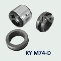 China Double Mechanical Seals KY M74-D on sale