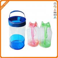 Buy cheap Eco-friendly Clear PVC Shampoo Bag from wholesalers