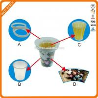 Quality Beverage cup cooler, ice cup for beer for sale