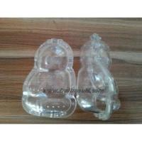 China Buddha pears plastic mold for sale on sale