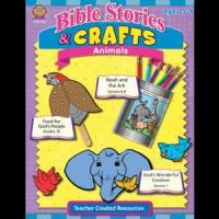 Best Christian Products Bible Stories & Crafts: Animals TCR7061 wholesale