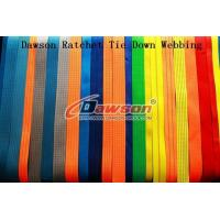Quality Webbing for Ratchet straps, Cargo Lashing - Ratchet tie downs - China manufacturer,supplier,exporter for sale