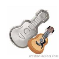 Buy cheap Guitar Aluminium alloy cake pan, cake mould ACM-039 from wholesalers