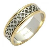 China Celtic Wedding Rings on sale