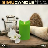 Quality 2.7 Inches Resin Candle LCA5T-G for sale