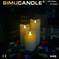 3.5 Inches Resin Candle Resin Candle Set1