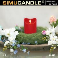 Quality 3.5 Inches Resin Candle LCF5T-R for sale