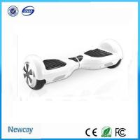 Quality 2 wheel stand up electric unicycle mini self balance scooter with LED light for sale