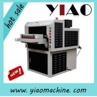 China newest printing paper multi-roller uv embossing machine on sale
