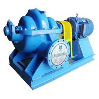 Quality S、SH Single stage double suction centrifugal water pump for sale