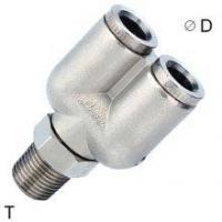 Metal Fitting-MPX Male Swivel Y