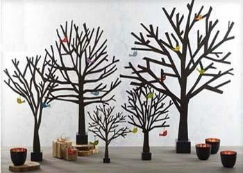Cheap Resin Craft Resin Tree Craft For Home Decor for sale
