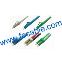 Buy cheap LC Fiber Optic Connector from wholesalers