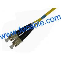 Buy cheap FC Fiber Optic Patch Cable from wholesalers
