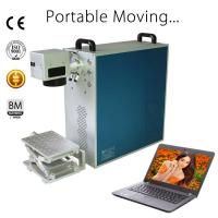 Buy cheap Laser Marking Machine Portable Fiber Laser Marking Machine - from wholesalers