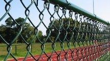 China PVC Chain Link Fence (Plastic Coated Chain Link Fence)