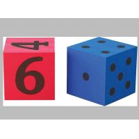 Buy Foam Dice at wholesale prices