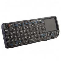 Quality 2.4GHz 2.4G Rii Mini Wireless Keyboard Touchpad For PC for sale