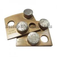 Quality Concrete PCD Block Diamond Grinding Blocks for sale