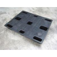 China Reusable plastic pallets on sale