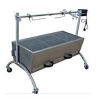 Quality BBQ 3 angle iron (silver) for sale