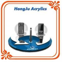 China acrylic cell phone display holders on sale