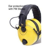 Best Hearing Protection FM Radio Ear muff PEP 172 wholesale
