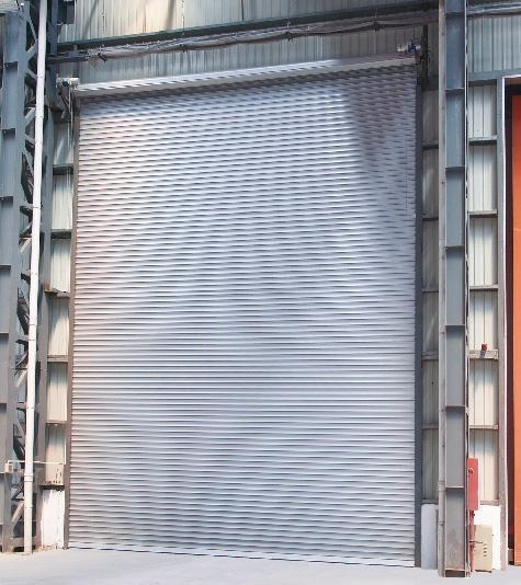 Buy Windproof Rolling Shutter at wholesale prices