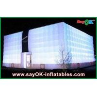 Outdoor Inflatable Marquee Giant Inflatable Air Tent Building For Exhibition