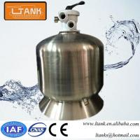 Stainless Steel 304/316 Swimming Pool Sand Filter