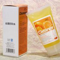 Buy cheap T1027 Orange Hydrate & Moisture facial Cleanser from wholesalers