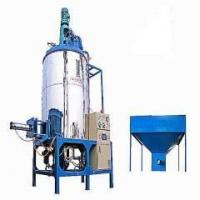Buy cheap Automatic batch eps pre-expander machine with twice foaming from wholesalers