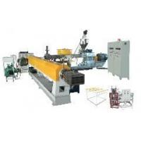 Buy cheap xps panels extruding machine from wholesalers