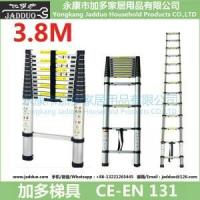 Buy cheap 3.8m single telescopic ladder from wholesalers