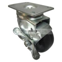 Quality 2130 plate type brake caster series for sale