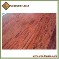 China Smooth Merbau Hardwood Flooring on sale