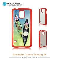Quality Sublimation PC Phone Case for Galaxy S5 for sale