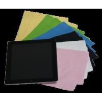 Quality Suede Microfiber IPad Touch Screen wiper for sale