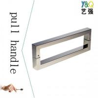 China glass door pull handle on sale