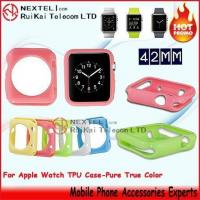 Quality apple watch tpu case for sale