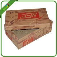 China Packaging Boxes Item:Decorative Stackable Shoe Boxes on sale