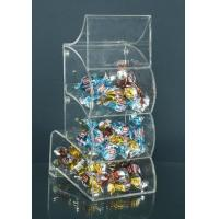 Buy cheap Acrylic Counter Displays Acrylic Candy Box from wholesalers